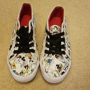 Disney tennis shoes